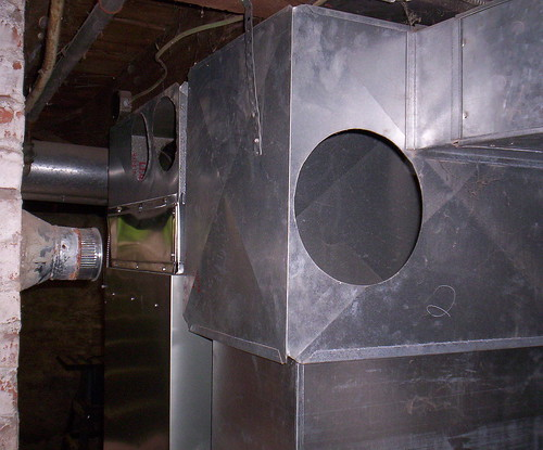 Furnace Ducting
