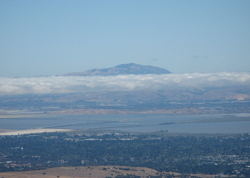 Mount Diablo in the distance