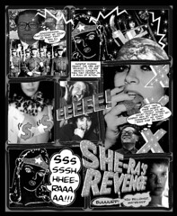 QZ39 (little shiva) Tags: underground diy censorship zines fotonovela qz undergroundpublishing queenzine littleshiva
