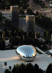 The Bean Millenium Park Chicago