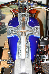 swordtank (dellwood33) Tags: paint murals motorcycles custompaint scottishshow trickpaint