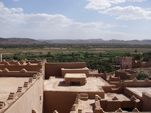 Ouarzazate by