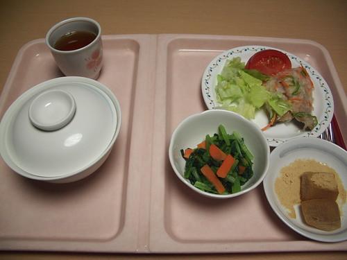 07年9月1日の夕食
