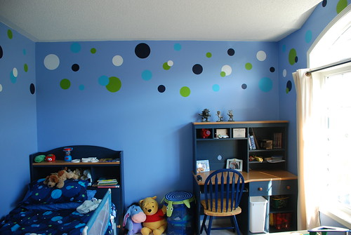 Paint Colors for Boys Bedrooms Boys bedroom paint colors - stars theme