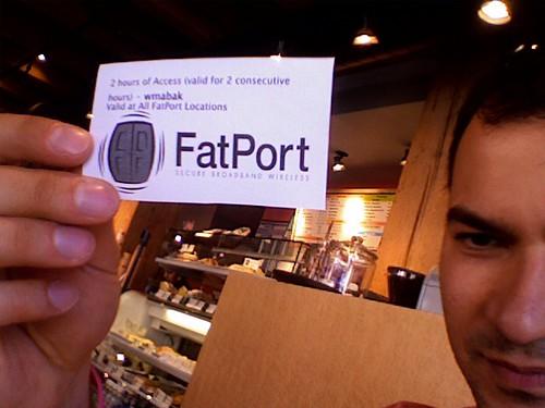 Hey Starbucks! Give us Free Internet Access