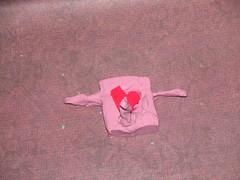 """Diva """"K's"""" Heart Ornament"""