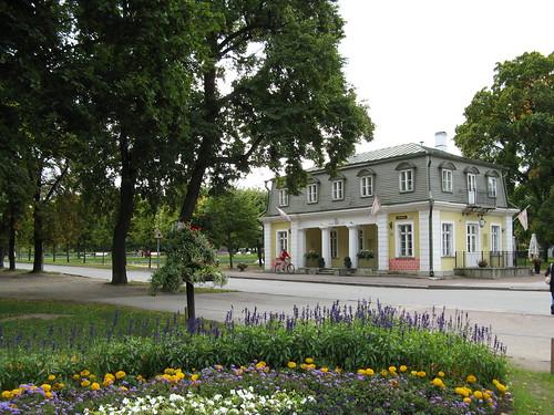 Park Cafe, Kadriorg, Tallinn