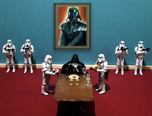 The Servants of the Empire.