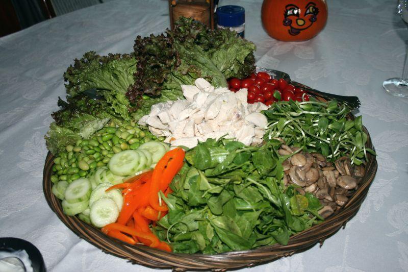 Vibrant Salad