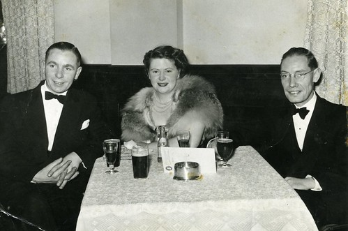 Night out 1953