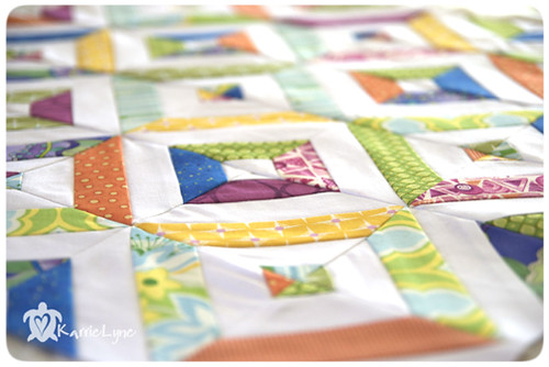 Modify Tradition Mini Quilt Swap Sneak Peek