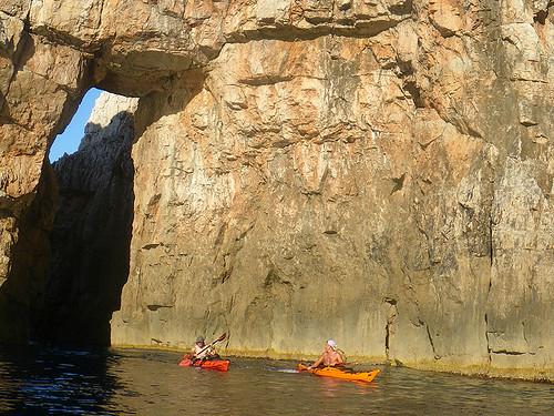 Vuelta a Menorca en kayak 9