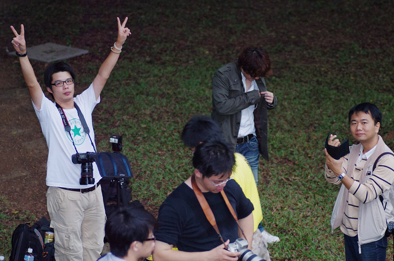 2010/11/14 東海外拍花絮