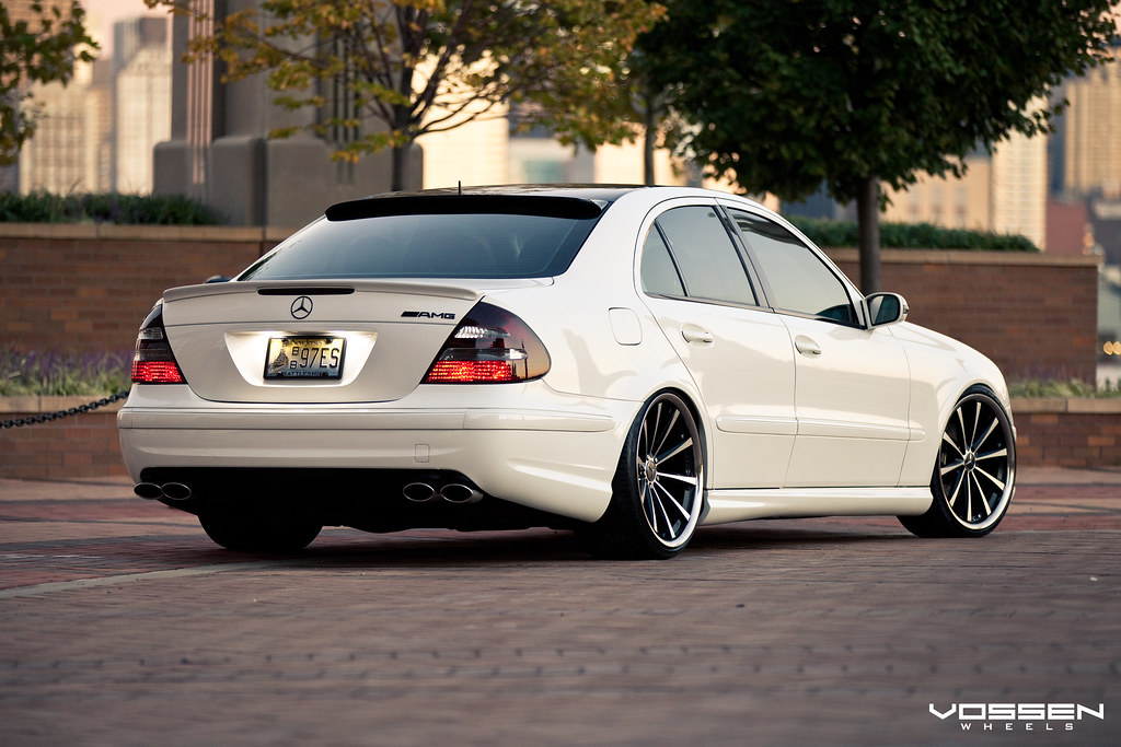 Sweet Lord Vossens Cv1 S On A E55 Vossen Photo Tour D2