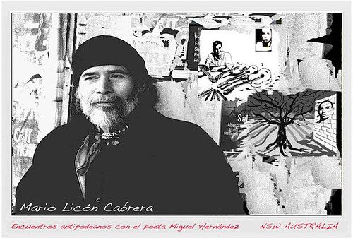 Encuentros Antipodeanos; Presente,Mario Licon