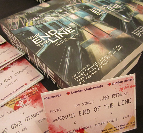 End of Line books
