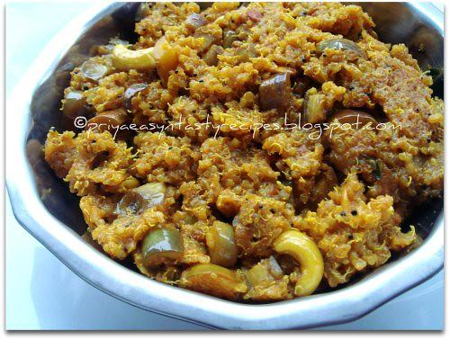 Quinoa Vangibath
