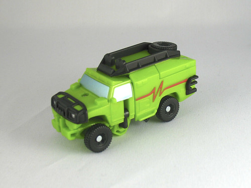 TF Movie Legends Ratchet (alt mode)