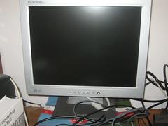 TFT monitor - LG Flatron L1510S - 15