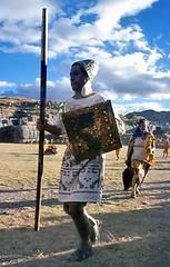 intiraymi inca warrior