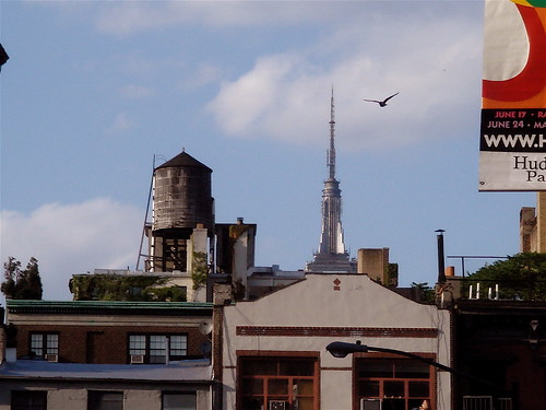 Village Tower and ESB