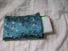handmade! NDSL bag