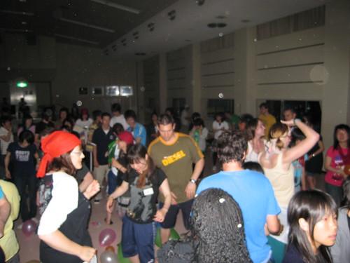 The Dance!