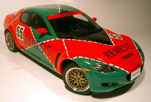 Фотки Mazda RX 8