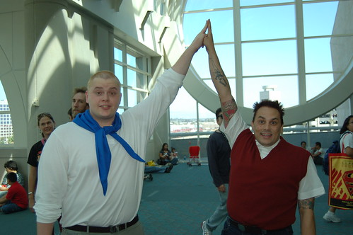 Comic Con 2007: Venture Bros.