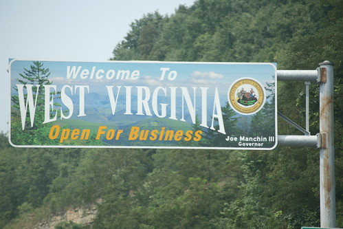 welcome to west virginia by tango.mceffrie, on Flickr