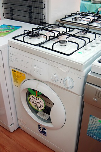 Washer-cooker