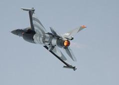 F16 afterburner