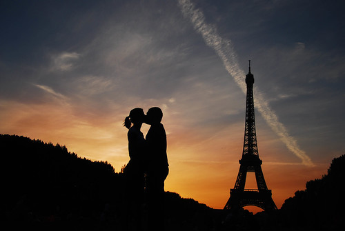 Paris, l'amour... (by Payuta Louro)