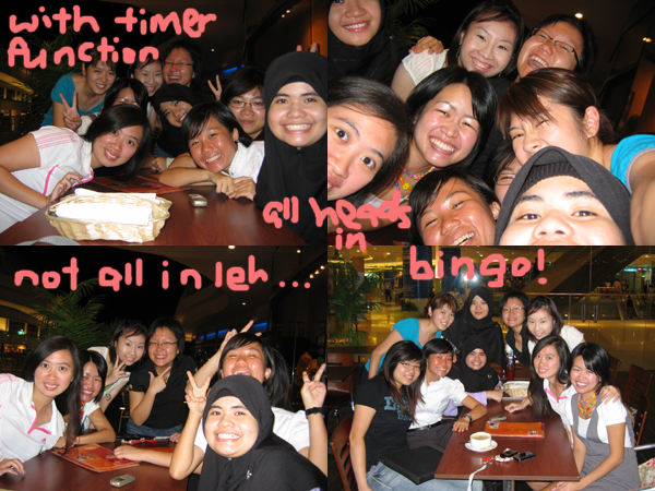 girls clique 2007