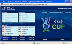 UEFA Loting