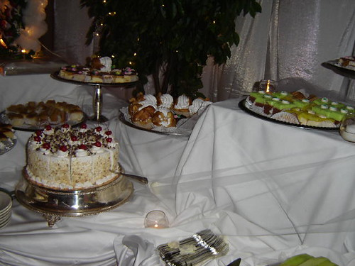 "The ""dessert table."""