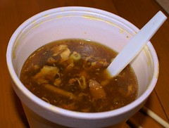 best hot and sour soup around / This is Today 31
