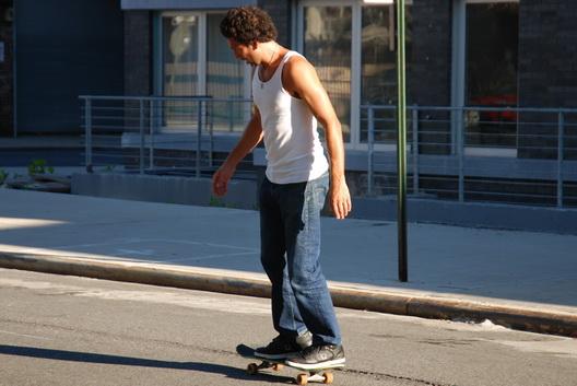Skatboarding