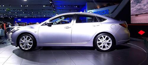Фотки новой Mazda 6
