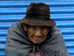 The Sad Face of Poverty (Bernai Velarde Photography ) Tags: poverty america ecuador south sur ibarra pobreza velarde bernai