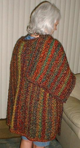 Ravelry Urban Wrap 997 Crochet Pattern By Lion Brand Yarn