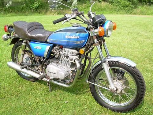 1978 Kawasaki KZ400 Motorcycle,motorcycle, sport motorcycle, classic motorcycle, motorcycle accesorys