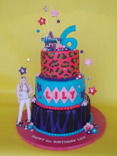 6th Birthday Cakes Collections