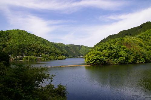 旭川ダム湖 #2