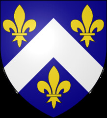 Arms of the Kininmont of that Ilk, chief of Clan Kinninmont
