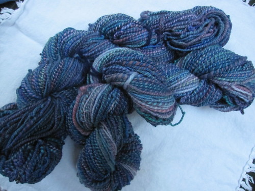 Mermaid yarn