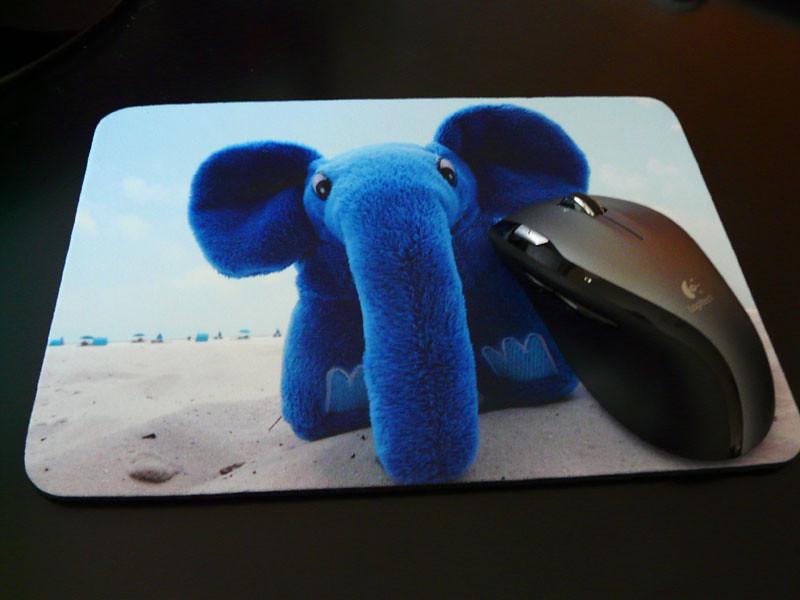 super cool mouse mat