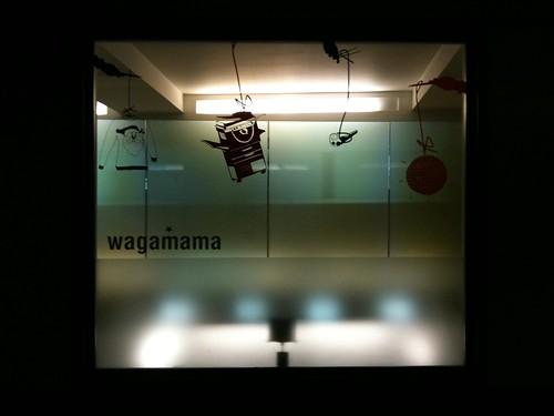 wagamama vinyl