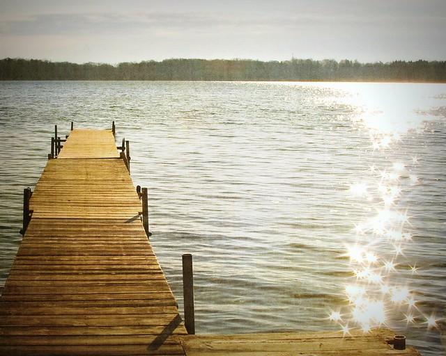 a little lake magic