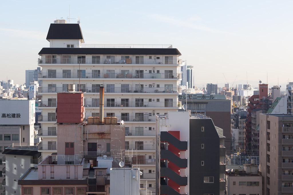 Osaka, Juso
